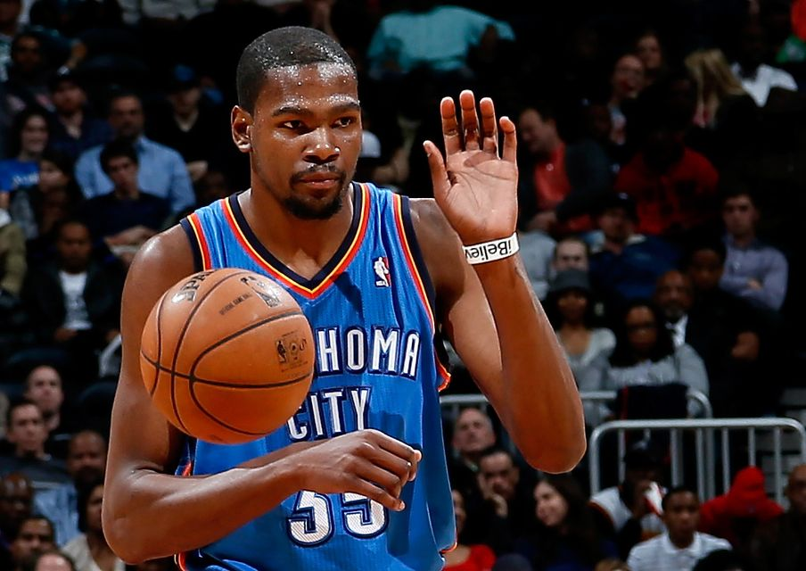 kevin durant (Array)