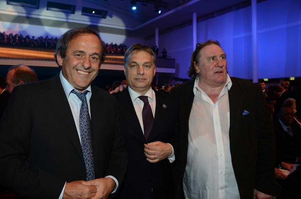 orbán és depardieu (orbán és depardieu)
