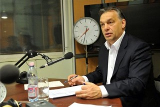 Orbán Viktor a rádióban (Orbán Viktor a rádióban)