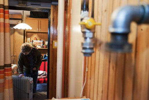 radiátor (radiátor, rezsi, fűtés, nyugdíjas)
