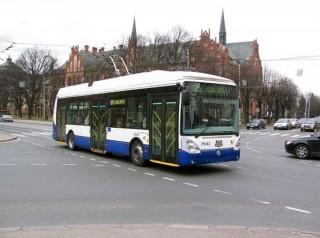 tallinni busz (tallinn, észtország, tömegközlekedés, )
