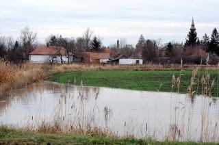 Árvíz Zsákánál (árvíz, berettyó, )