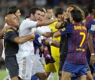 Barca-Real szuperkupa 2011 (labdarúgás, foci, fc barcelona, real madrd, szuperkupa, )