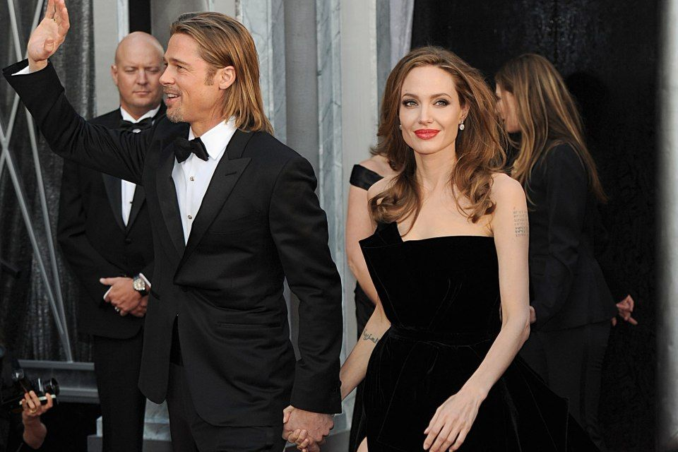 Brad Pitt-Angelina Jolie (Brad Pitt, Angelina Jolie)