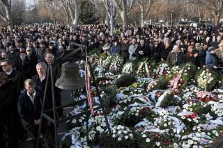 Hegedűs Lóránt temetése (hegedűs lóránt, temetés, )