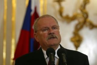 Ivan Gasparovics (Ivan Gasparovics)