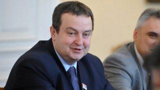 Ivica Dačić  (ivica dacic, szerbia, kormányfő, )