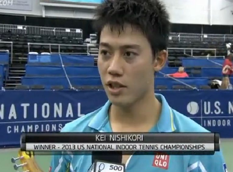Kei Nishikori (kei nishikori, )