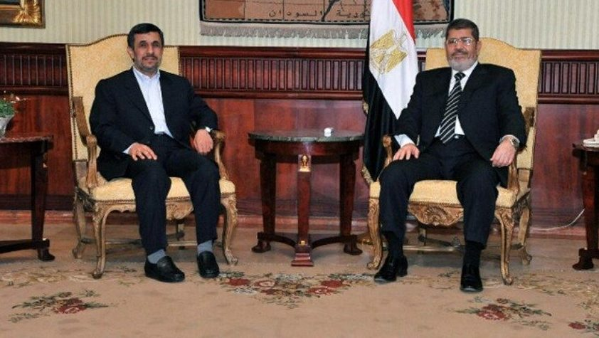 Mohamed Murszi Mahmúd Ahmadinezsád (iráni és az egyiptomi elnök)