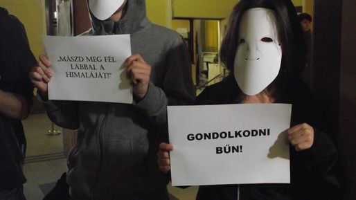 Radnóti Gimnázium DÖK-tiltakozás (közoktatás, )