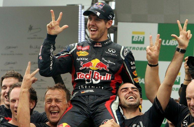 Sebastian Vettel (sebastian vettel, brazil nagydíj, red bull racing, )
