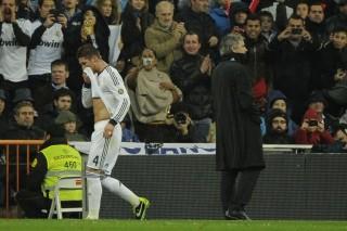 Sergio Ramos (real madrid, sergio ramos, jose mourinho, )