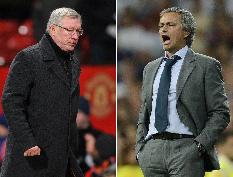Sir Alex Ferguson, José Mourinho (sir alex ferguson, josé mourinho, )