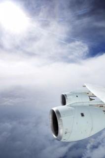 Troposzféra mikrobiom (repülő, felhő, )