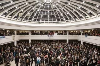 elte-tüntetés (hallgatói tüntetés)