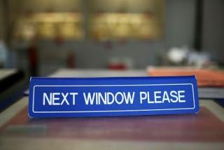 következő ablakhoz tessék (ablak, iroda, ügyintézés)