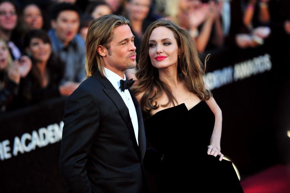 Brad Pitt, Angelina Jolie (Brad Pitt, Angelina Jolie)
