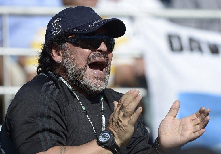 Diego Maradona (diego maradona, )