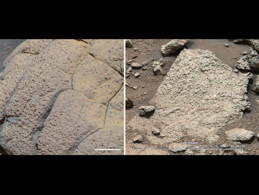 ÉLet a Marson (nasa, mars-exepedíció, )