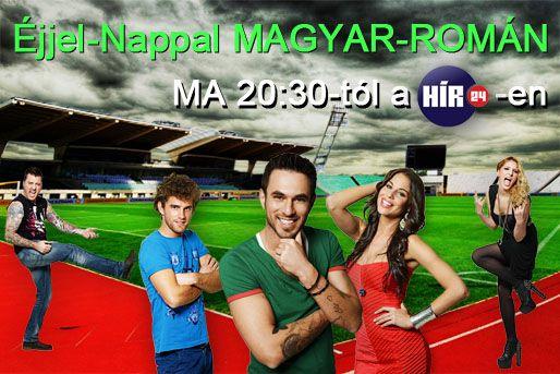 Éjjel-Nappal Magyar-Román (éjjel-nappal)