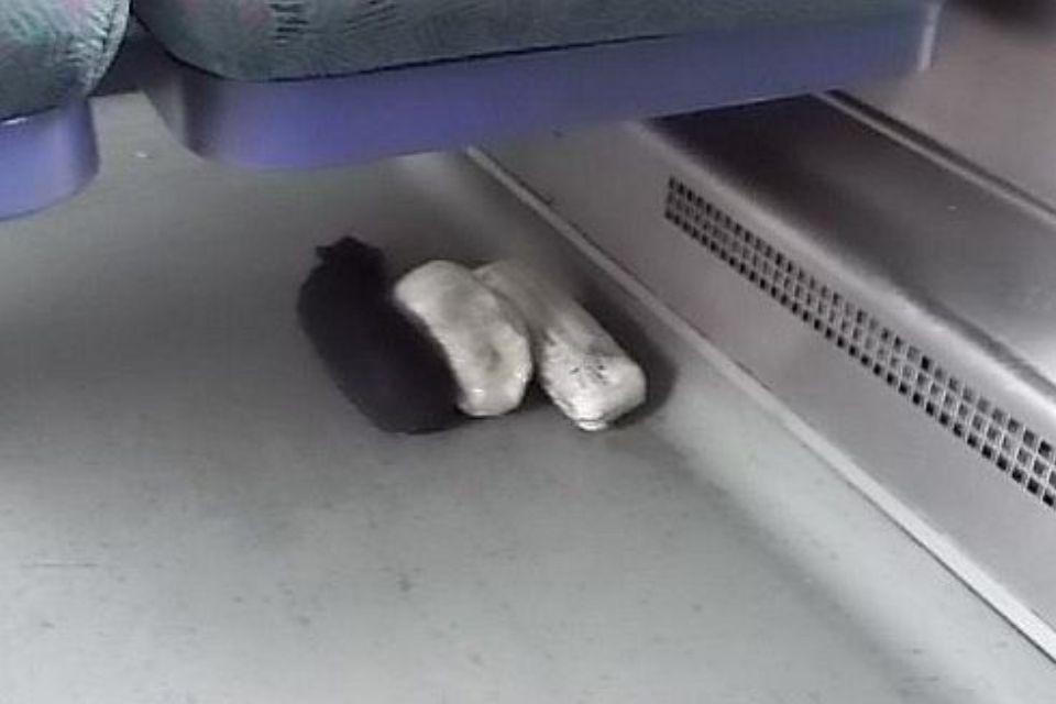 Kábítószer a zokniban Kelebián (kábítószer, zokni)