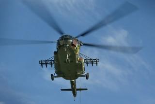Katonai helikopter (helikopter, )