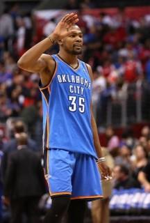 Kevin Durant (kevin durant, oklahoma city thunder, )