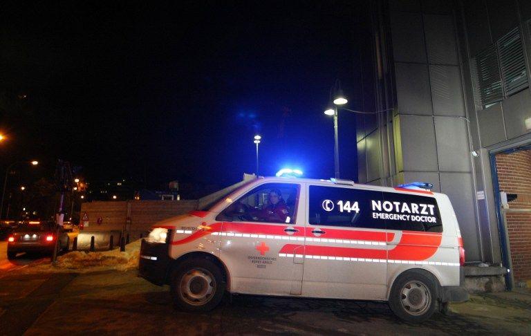 Osztrák mentő (mentő, ausztria, )
