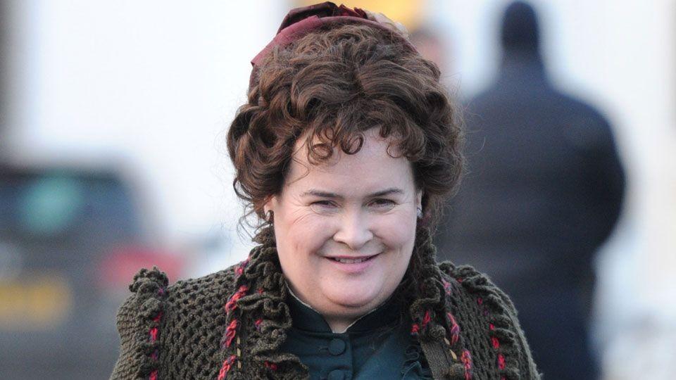 Susan Boyle (Susan Boyle)