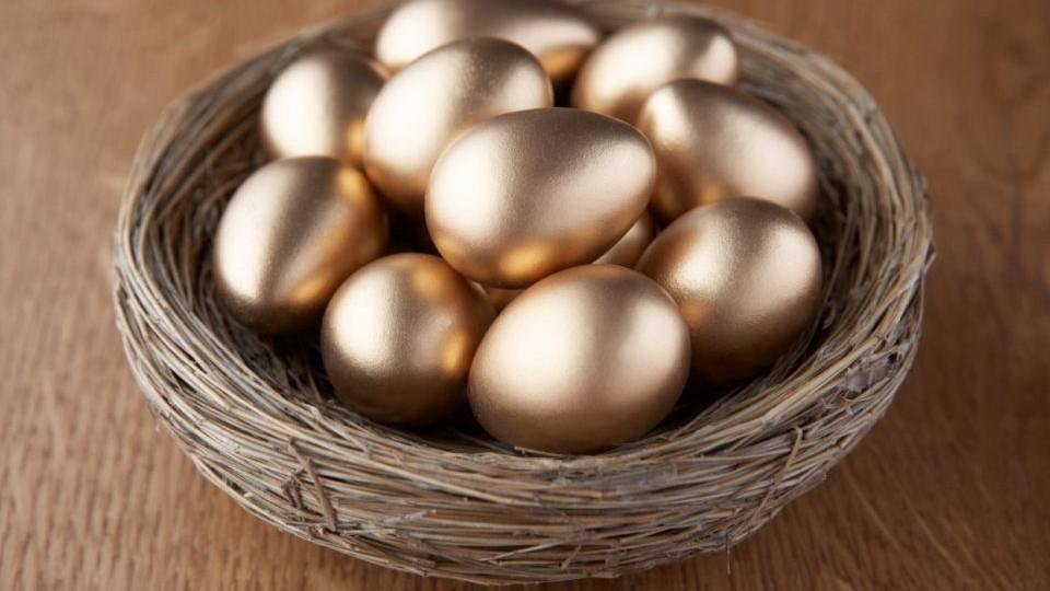 arany tojások (arany tojások)