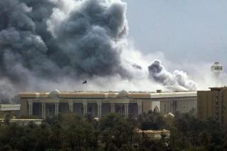 bagdad bombázás 2003 (bagdad, bombázás, )