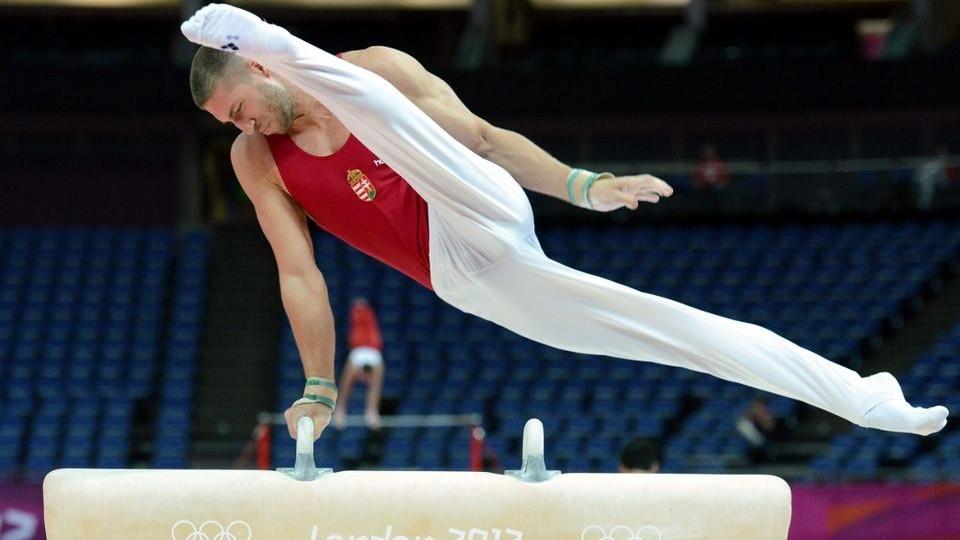 berki krisztián (i) (berki krisztán, lólengés, olimpia 2012, )