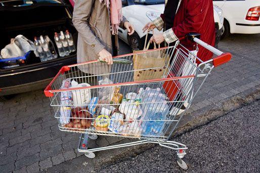 bevásárlás (szupermarket, )