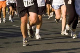 futó lábak (futás, lábak)