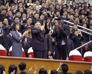 harlem észak korea (harlem globetrotters, észak-korea, kim dzsong un, )