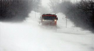 hó, hóátfúvás zalában (havazás, hóátfúvás, zala megye, )