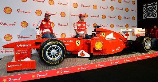 lego Ferrari (lego, ferrari, )