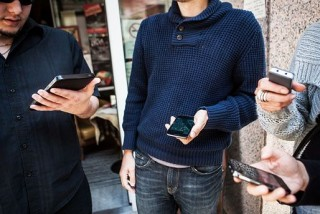 okostelefon (okostelefon, mobil, )