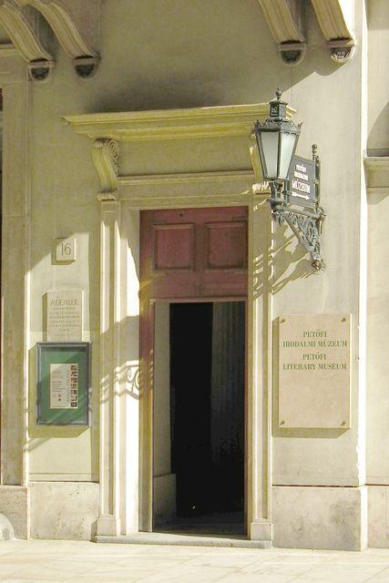 petőfi irodalmi múzeum (petőfi irodalmi múzeum)