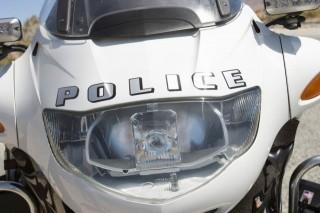 rendőrség (rendőrség, havazás, útzár)