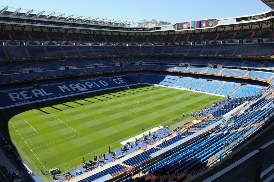 santiago bernabeu stadion (santiago bernabeu stadion)