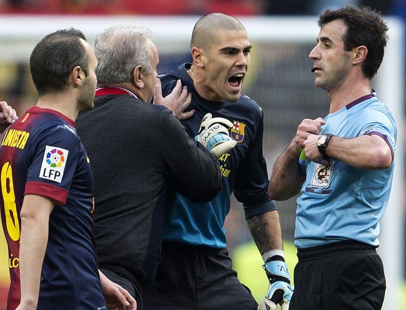 victor valdes (victor valdes, barcelona)