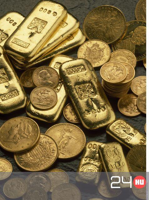 érmék fogynak