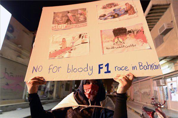 Bahreini Nagydjí (bahreini nagydíj, )