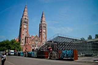 Dóm tér, Szeged (Dóm tér, Szeged)