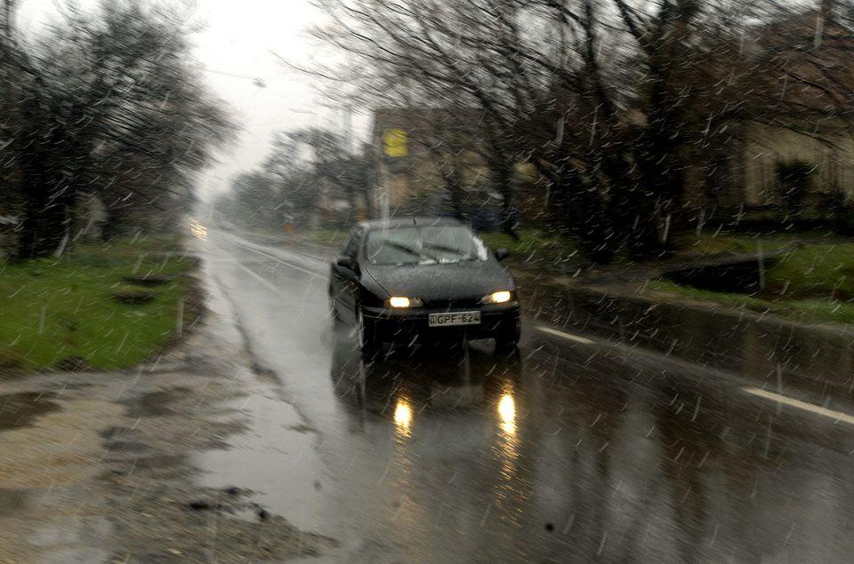 Havas eső (havas eső)