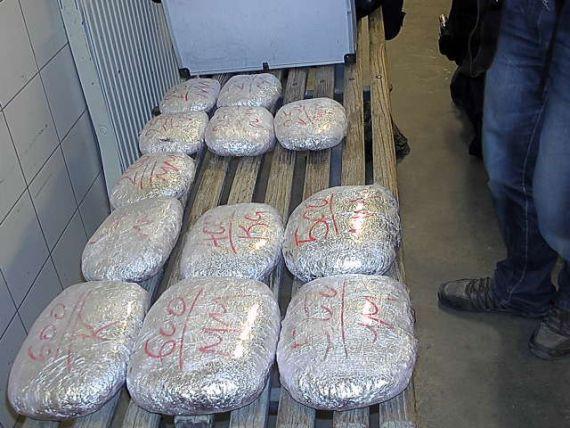 Kábítószerfogás Röszkén (Kábítószerfogás Röszkén)