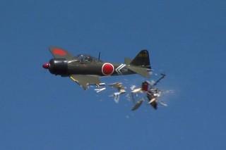 Kamikaze távirányítós repülő (távirányítós játék, )