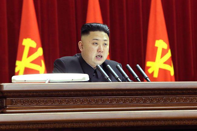 Kim Dzsong Un (Kim Dzsong Un)