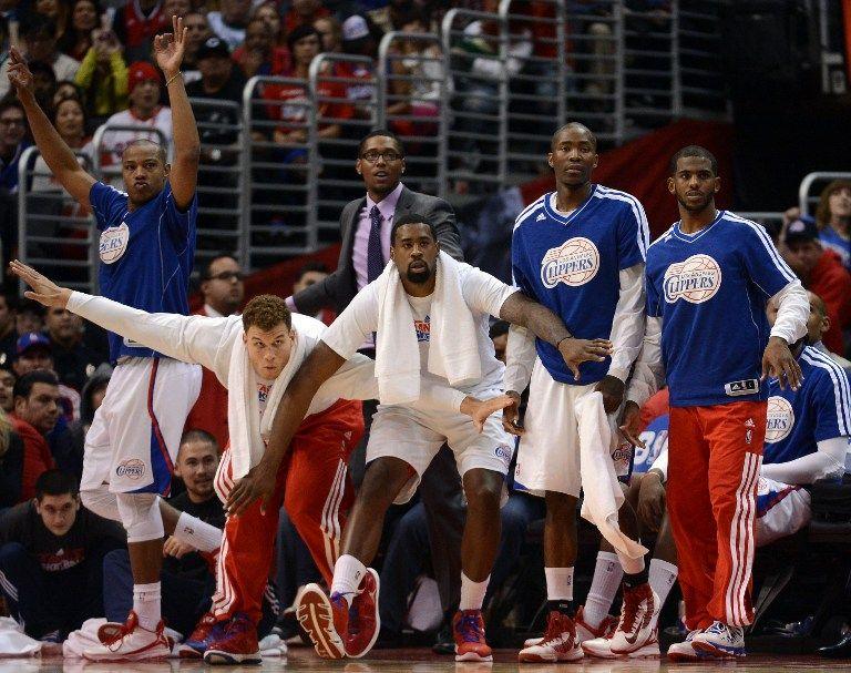 Los Angeles Clippers (los angeles clippers, )